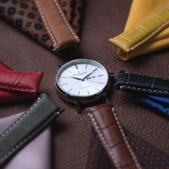 Fromanteel horloges