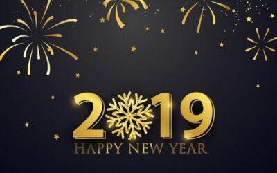 Een schitterend 2019!